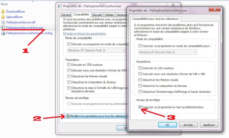 [TUTO]Advanced Explorer : tranférez vos fichiers PC <=> Tel / Modifier le registre 1210