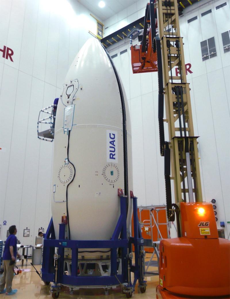 Vega - Le lanceur de l'ESA - Page 9 Encaps13