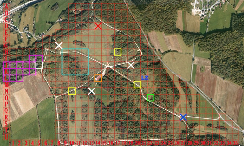 OP sauvetage et infiltration sur l'île de chevremus le 22&23 juin Carte-19