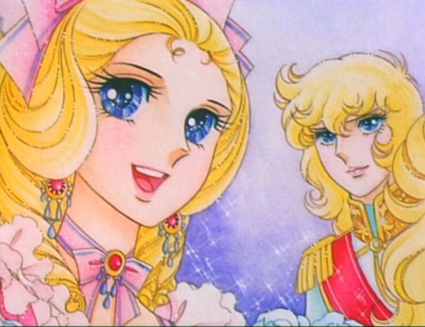 The Rose of Versailles/Lady Oscar Discussion (BREAKING NEWS! LICENSED BY RIGHTSTUF) F69fdc10