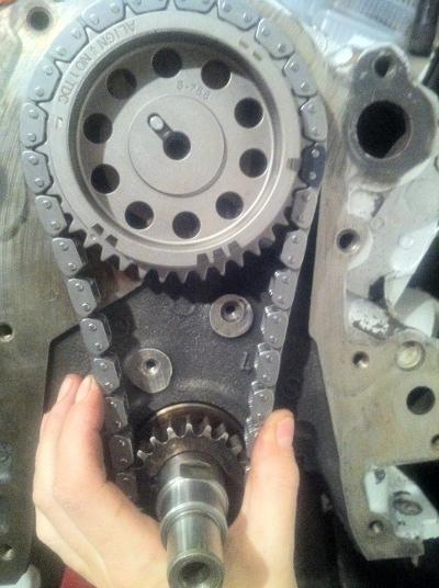 Mon moteur 3.3 V6 ne tourne pas comme une Horloge!! Distri10