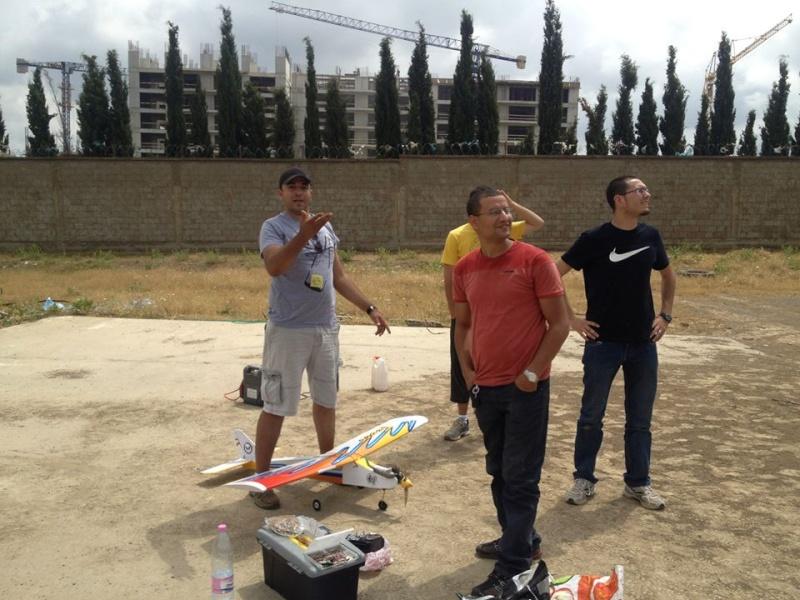 Stage initiation RC avec AERO CLUB METIDJA 10017710