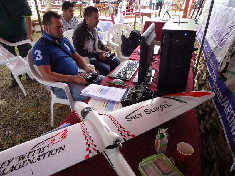 Stage initiation RC avec AERO CLUB METIDJA 10105110