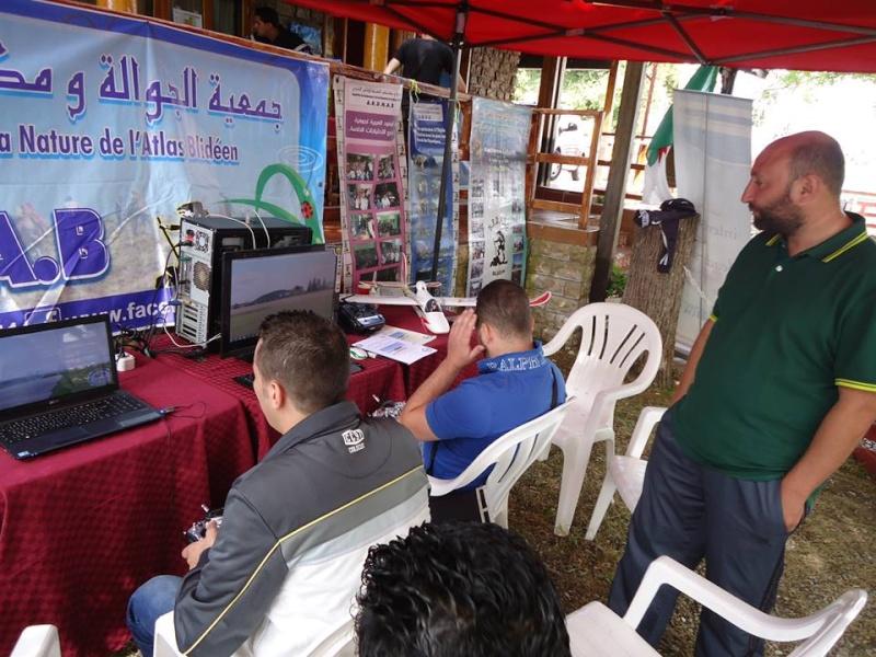 Stage initiation RC avec AERO CLUB METIDJA 42184210