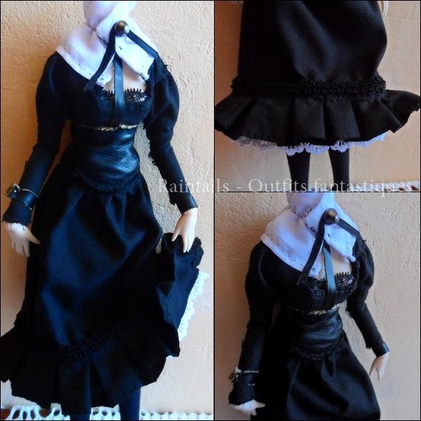 [☆ Prophesia ☆] Tenue Assassin MNF p.4 Dress11