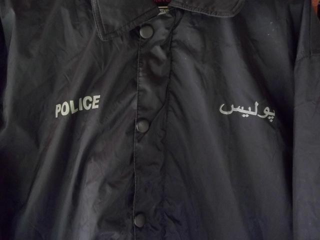 Afghan National Police Windbreaker 100_3015