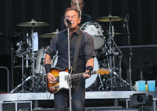 Bruce Springsteen - Page 18 Wenn2014