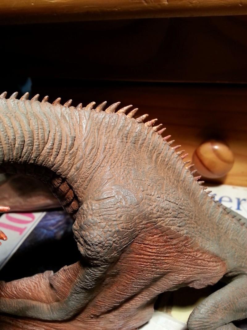 """The Vermithrax Dragon aus Disney´s """"Der Drachentöter"""" von Pegasus Modells 1:32 20130523"""