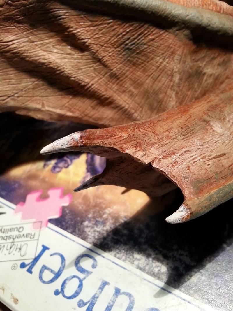 """The Vermithrax Dragon aus Disney´s """"Der Drachentöter"""" von Pegasus Modells 1:32 20130616"""