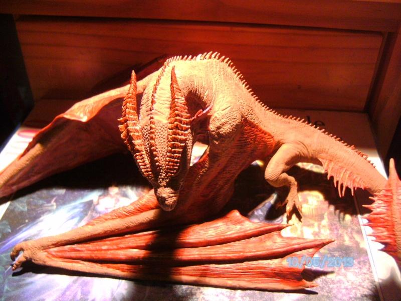 """The Vermithrax Dragon aus Disney´s """"Der Drachentöter"""" von Pegasus Modells 1:32 Pict1113"""