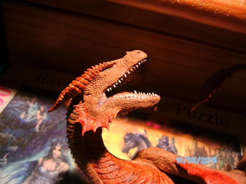 """The Vermithrax Dragon aus Disney´s """"Der Drachentöter"""" von Pegasus Modells 1:32 Pict1114"""