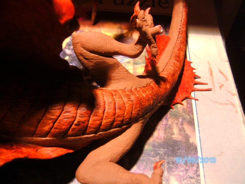 """The Vermithrax Dragon aus Disney´s """"Der Drachentöter"""" von Pegasus Modells 1:32 Pict1115"""