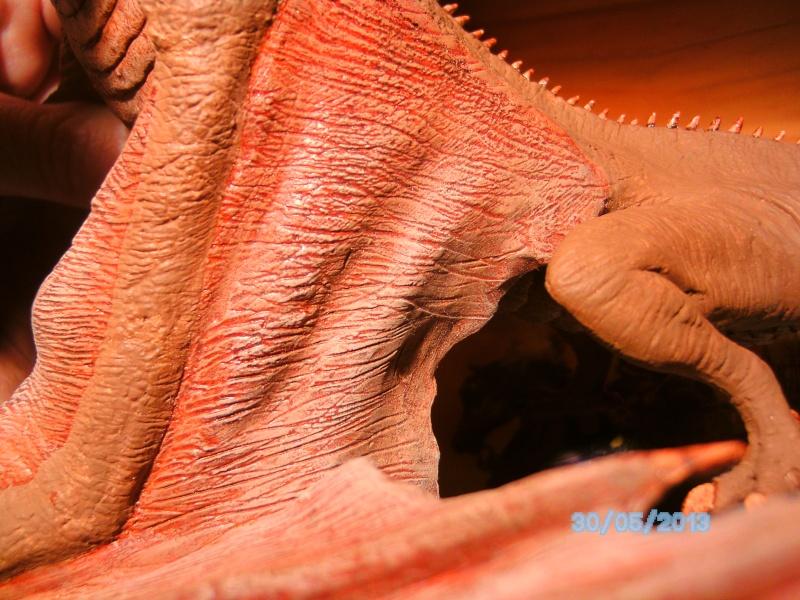 """The Vermithrax Dragon aus Disney´s """"Der Drachentöter"""" von Pegasus Modells 1:32 Pict1118"""
