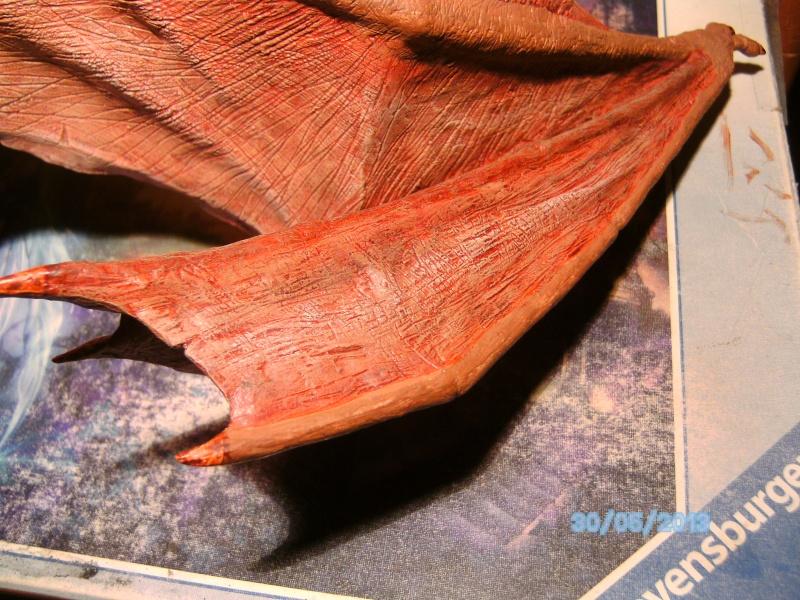 """The Vermithrax Dragon aus Disney´s """"Der Drachentöter"""" von Pegasus Modells 1:32 Pict1120"""