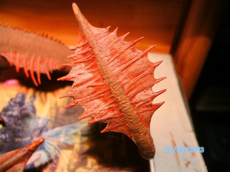"""The Vermithrax Dragon aus Disney´s """"Der Drachentöter"""" von Pegasus Modells 1:32 Pict1124"""