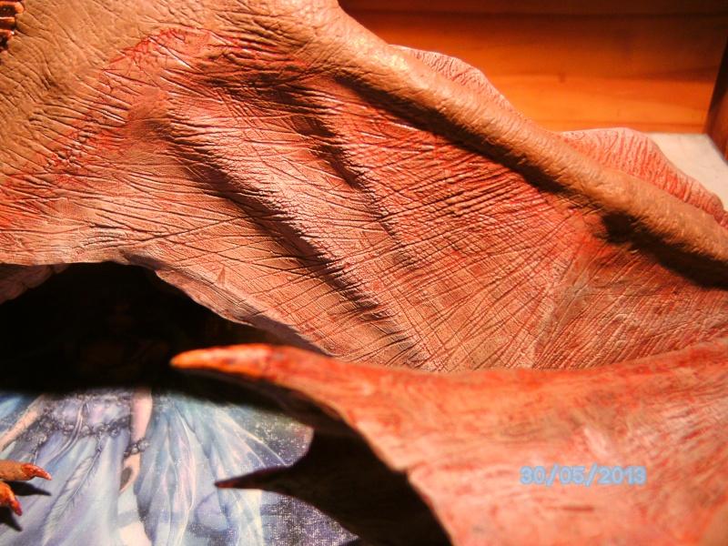 """The Vermithrax Dragon aus Disney´s """"Der Drachentöter"""" von Pegasus Modells 1:32 Pict1125"""