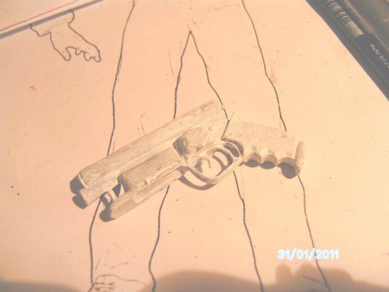 Rick Deckard aus Bladerunner 1:6 von Fantastique Hobbymodel - Seite 2 Pict1818