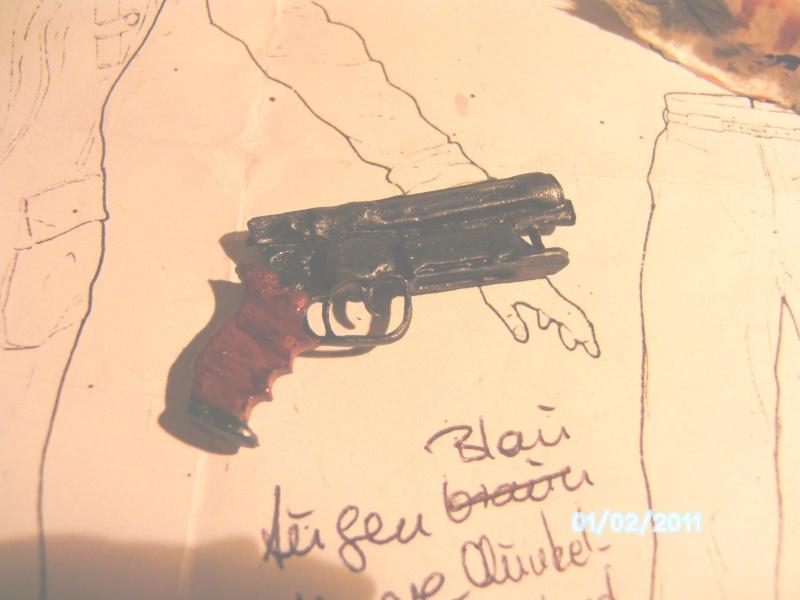 Rick Deckard aus Bladerunner 1:6 von Fantastique Hobbymodel - Seite 2 Pict1821