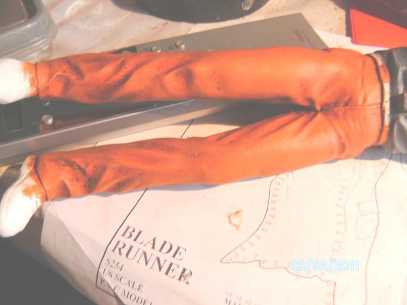Rick Deckard aus Bladerunner 1:6 von Fantastique Hobbymodel - Seite 2 Pict1831