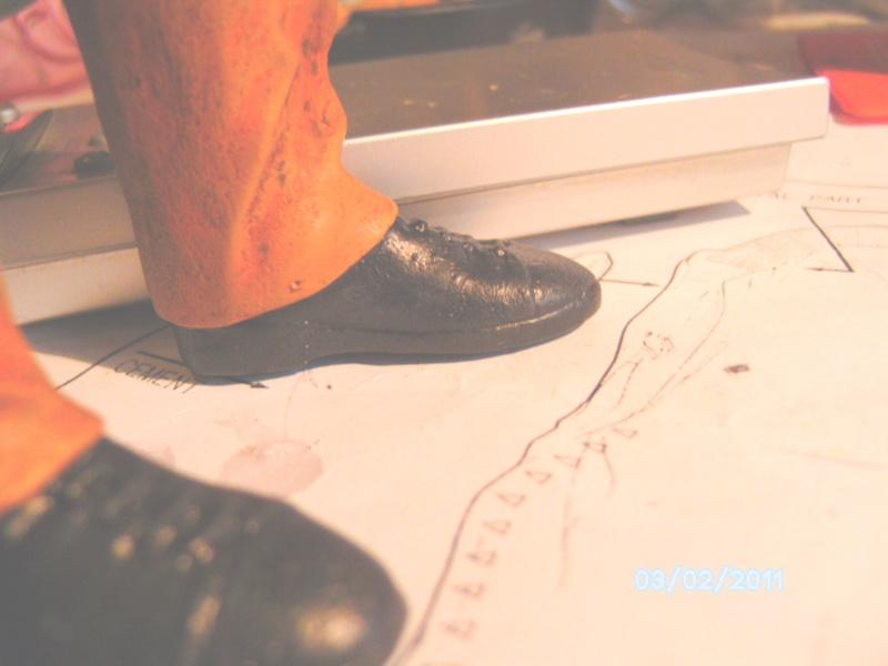 Rick Deckard aus Bladerunner 1:6 von Fantastique Hobbymodel - Seite 2 Pict1834