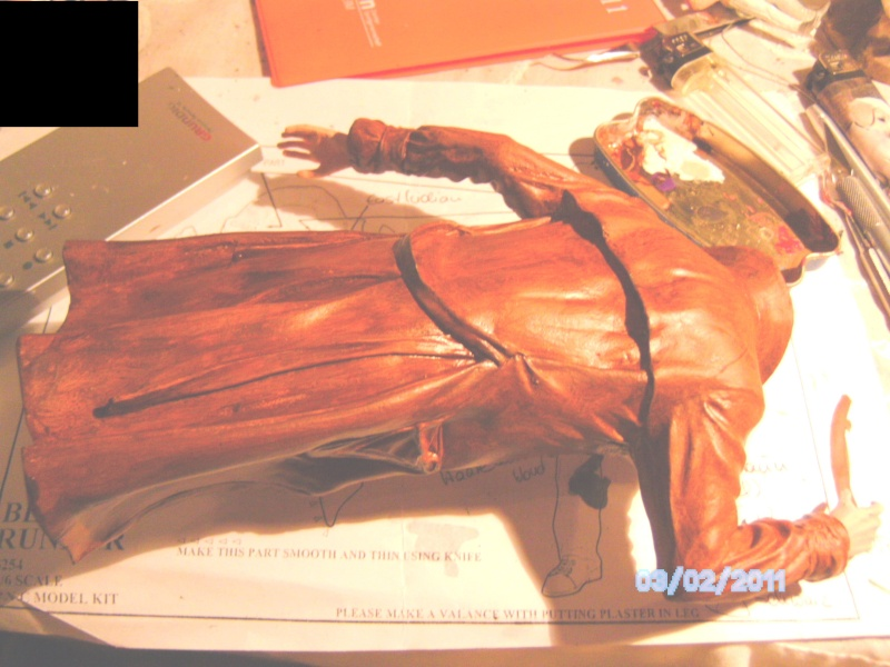 Rick Deckard aus Bladerunner 1:6 von Fantastique Hobbymodel - Seite 2 Pict1913