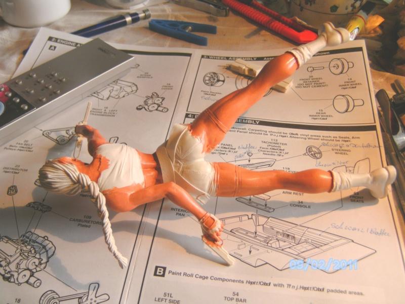 Lara Croft als Nude Raider 1:8 Pict1950