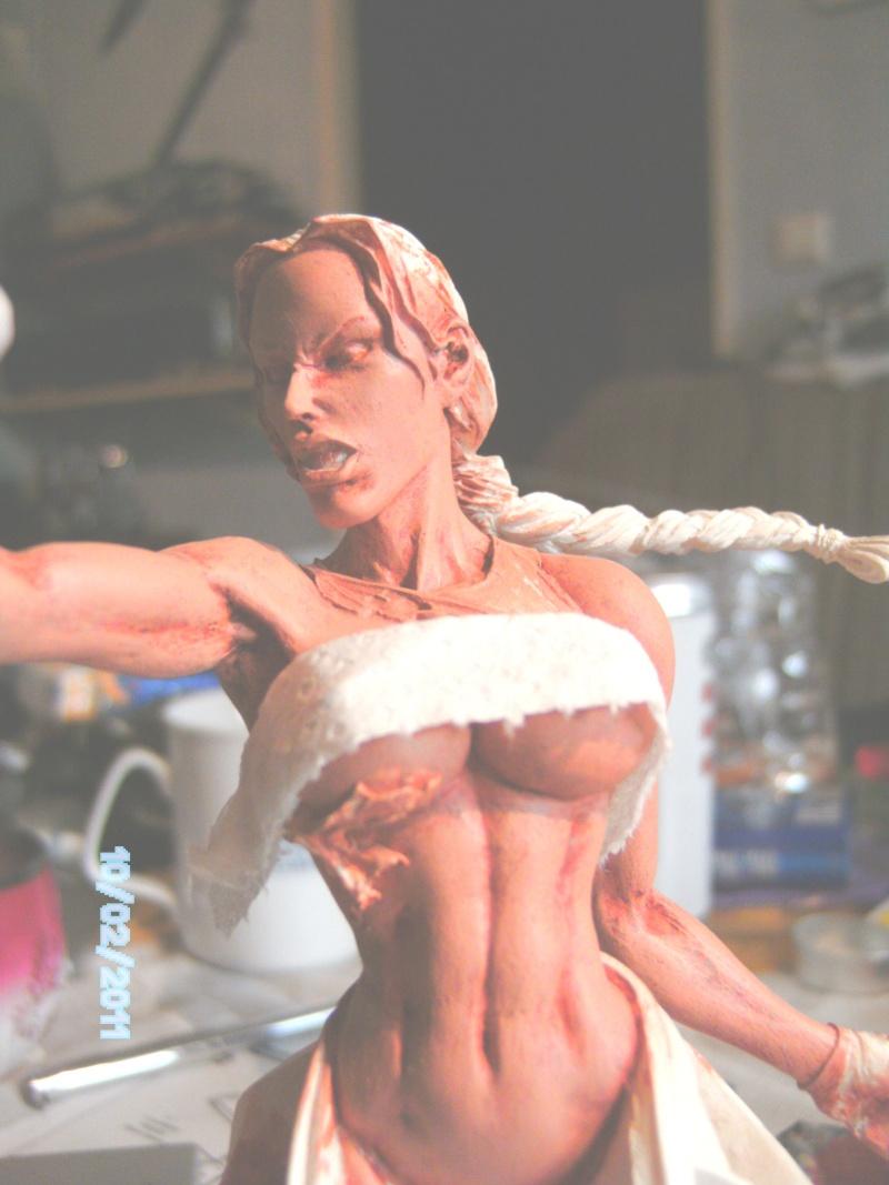 Lara Croft als Nude Raider 1:8 Pict1959