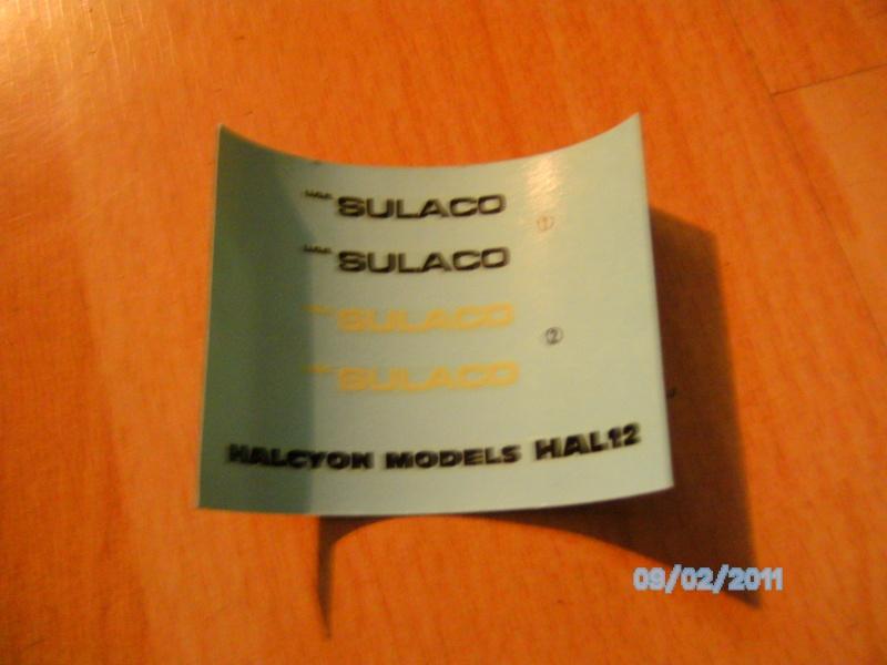 USS Sulaco aus Alien 2 von Halycon 1:2400 Pict1964