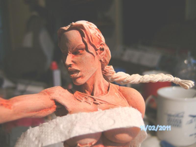 Lara Croft als Nude Raider 1:8 Pict2013