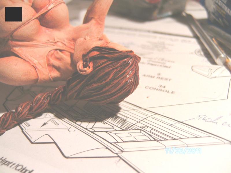 Lara Croft als Nude Raider 1:8 Pict2019