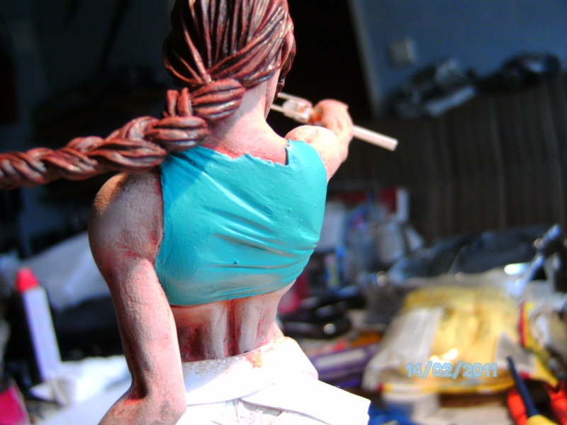 Lara Croft als Nude Raider 1:8 Pict2021