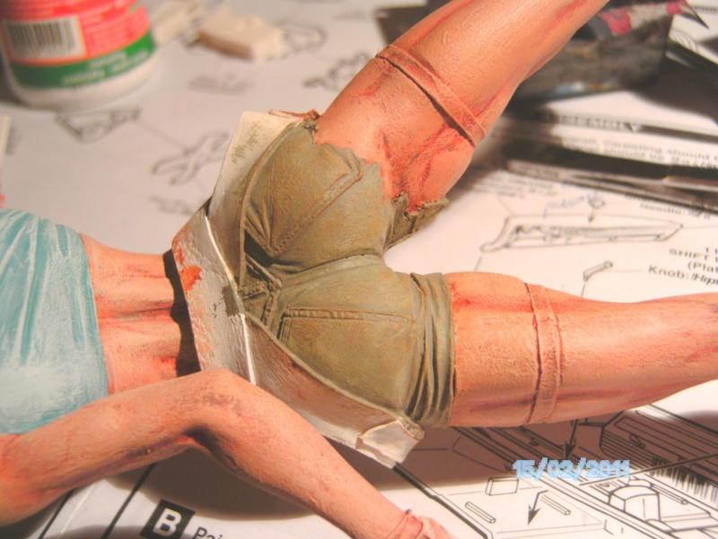 Lara Croft als Nude Raider 1:8 Pict2032