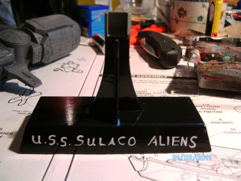 USS Sulaco aus Alien 2 von Halycon 1:2400 Pict2059