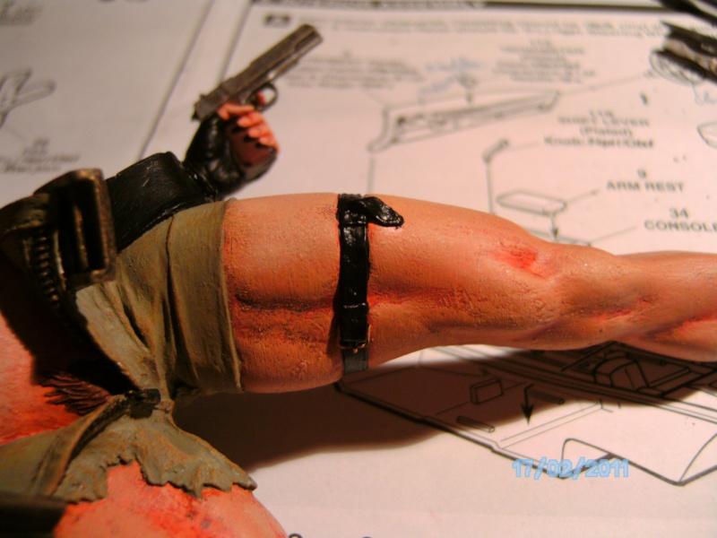 Lara Croft als Nude Raider 1:8 Pict2075
