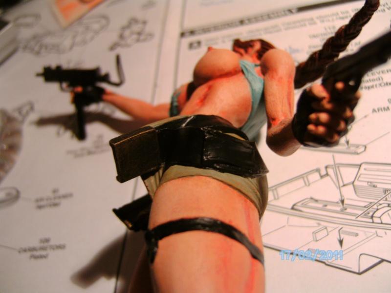 Lara Croft als Nude Raider 1:8 Pict2076