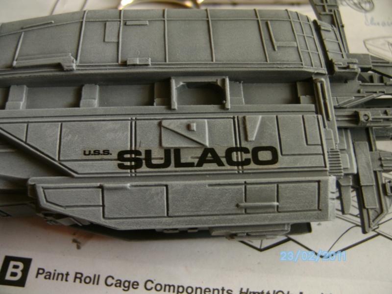 USS Sulaco aus Alien 2 von Halycon 1:2400 Pict2118