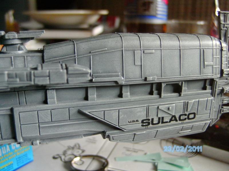 USS Sulaco aus Alien 2 von Halycon 1:2400 Pict2119