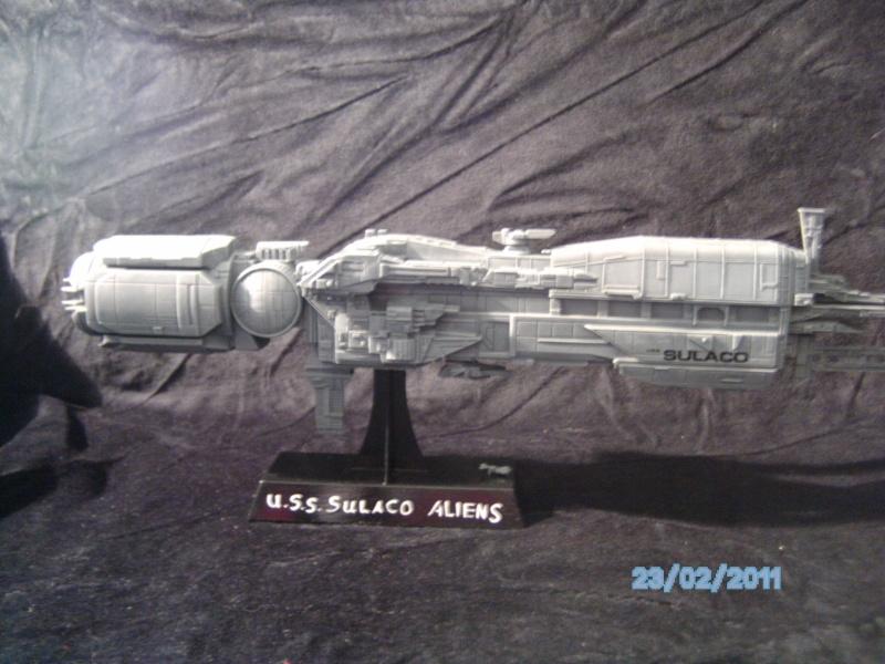 USS Sulaco aus Alien 2 von Halycon 1:2400 Pict2122