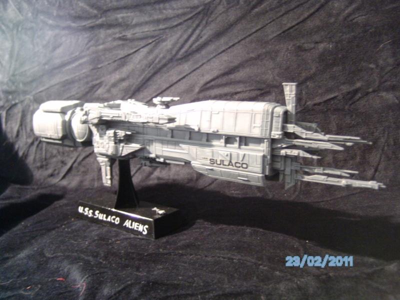 USS Sulaco aus Alien 2 von Halycon 1:2400 Pict2123