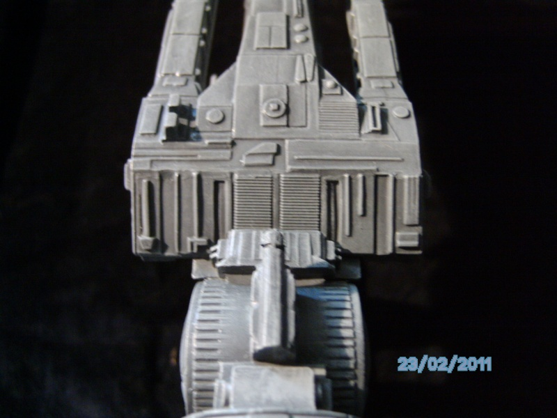 USS Sulaco aus Alien 2 von Halycon 1:2400 Pict2132