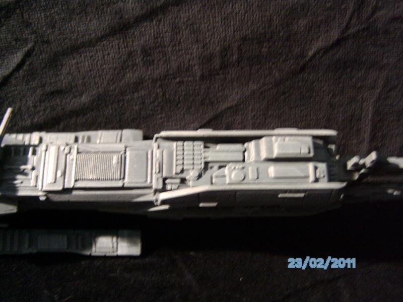 USS Sulaco aus Alien 2 von Halycon 1:2400 Pict2133