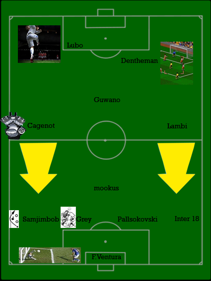 Team update, Line-up of the month READ! Opstel10