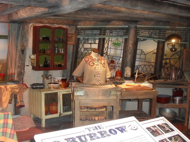 Studio Tour : The Making of Harry Potter - Page 3 223f10