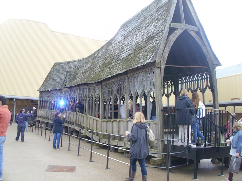 Studio Tour : The Making of Harry Potter - Page 4 25610