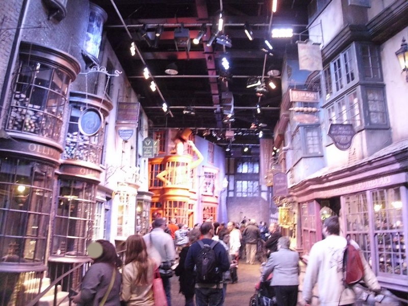 Studio Tour : The Making of Harry Potter - Page 4 30711