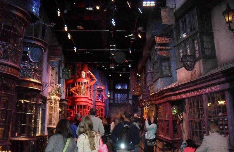 Studio Tour : The Making of Harry Potter - Page 4 31210