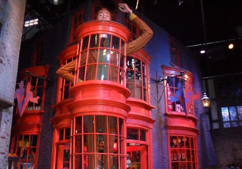Studio Tour : The Making of Harry Potter - Page 4 313a10
