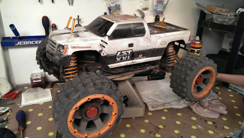 Dark losi lst XXL brushless!!! - Page 14 Imag0010
