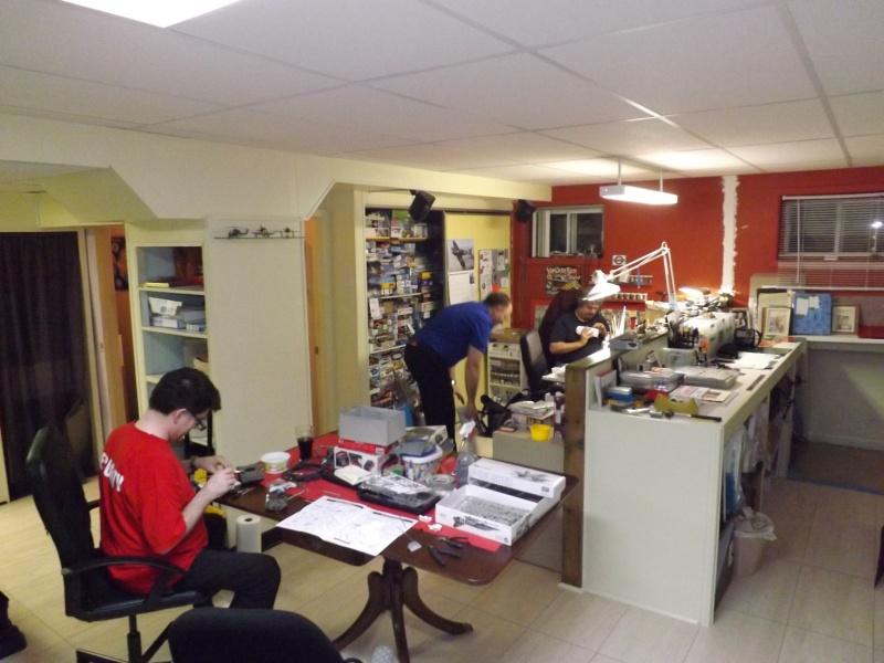 L'atelier est ouvert! Dscf2020