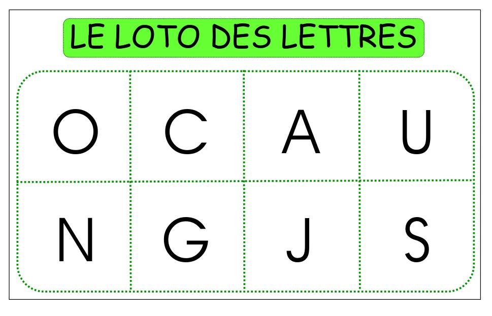 Le Loto des Lettres - Page 8 Grille12